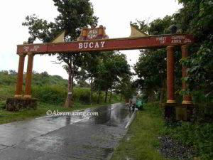 Bucay Welcome Arch, Abra, Philippines
