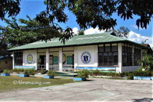 Gabaldon Building, Bucay Central School, Abra, Philippines