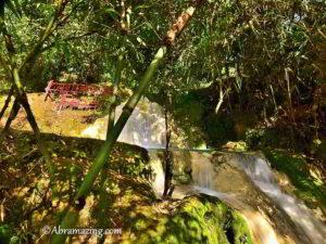 Kabitnongan Falls, Sitio Al-Aludig, Layugan, Abra Philippines