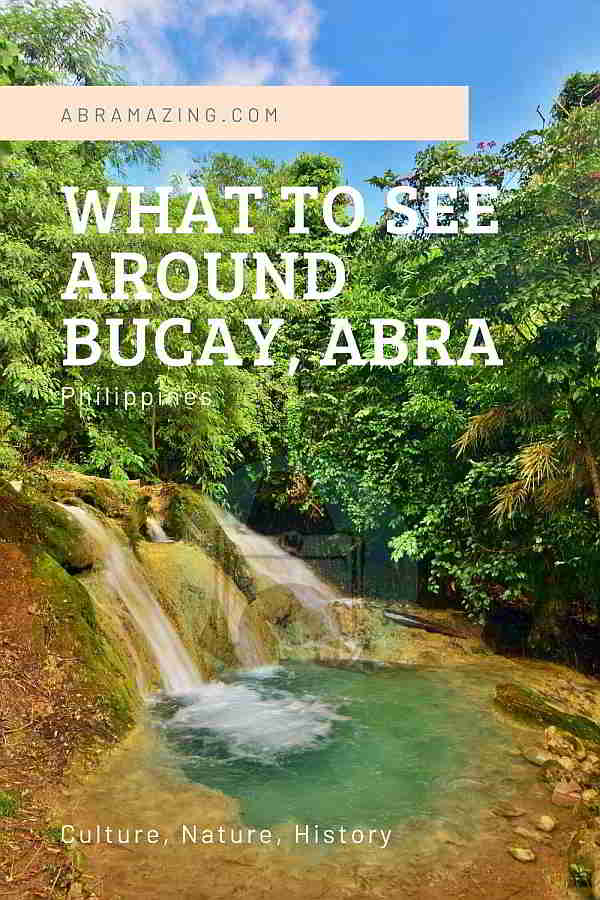 What to see around Bucay, Abra, Philippines