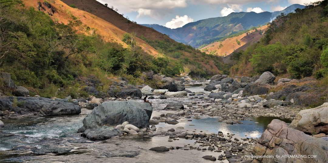 Binongan River, Lablabinag, Lacub