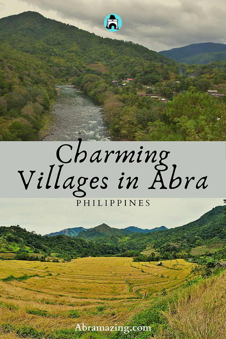 five charming villages in Abra