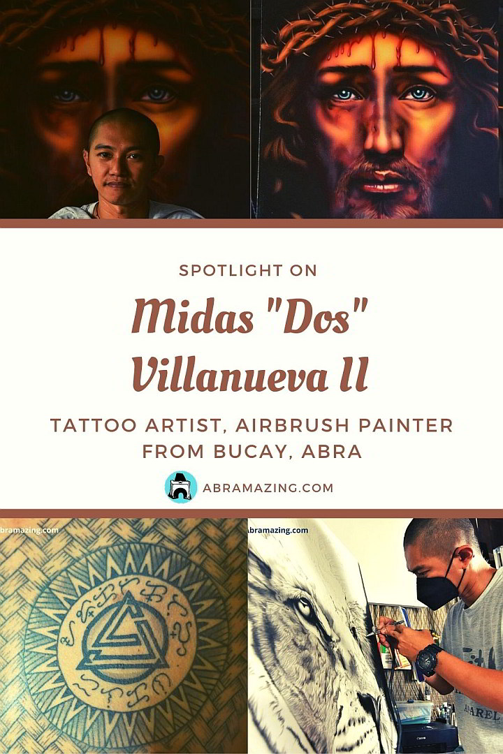 Dos Tattoo Artist, Airbrush Painter, from Bucay, Abra