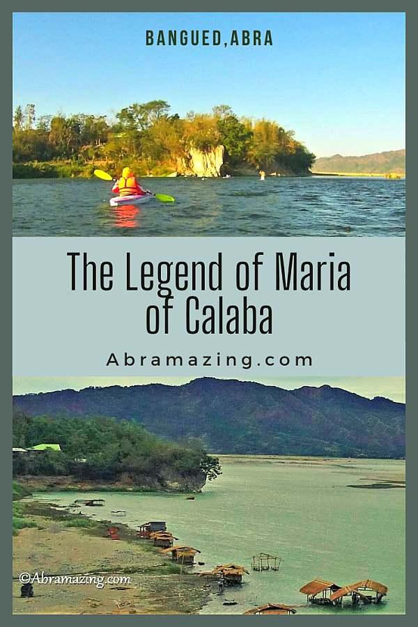 Legend of Maria of Calaba, Abra, Philippines
